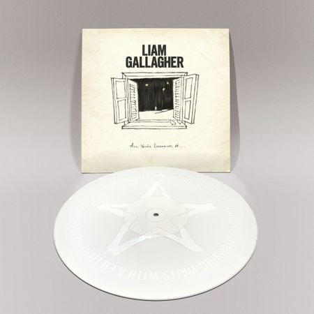 Liam Gallagher: All You're Dreaming Of: Limited Edition White 12