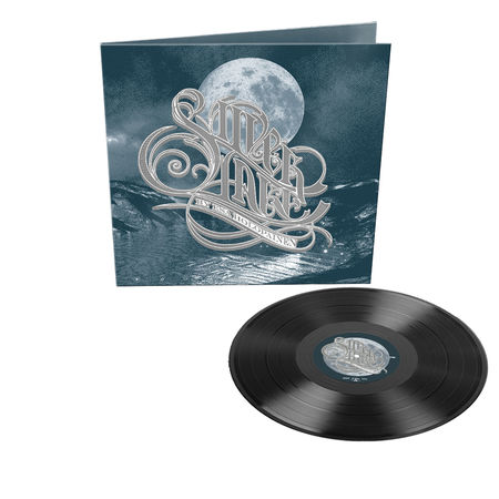 Silver Lake: Silver Lake: Limited Edition Silver Foil Gatefold Black Vinyl LP