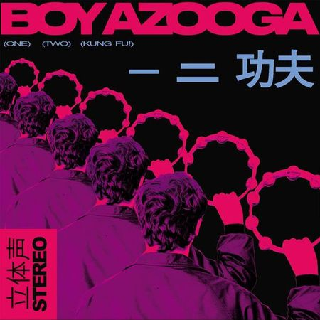 Boy Azooga: 1, 2, Kung Fu!