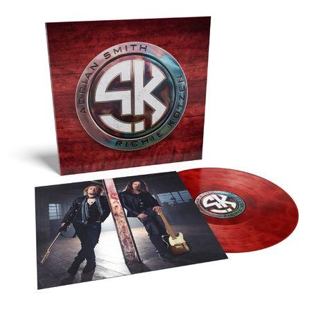Smith / Kotzen: Smith / Kotzen: Limited Edition Red & Black Smoke Vinyl