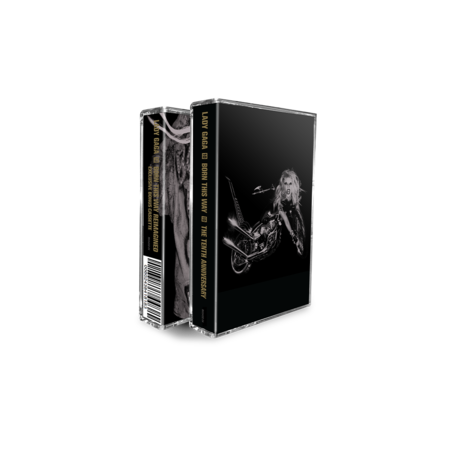 Lady Gaga: Born This Way 10th Anniversay: Cassette