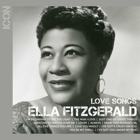 Ella Fitzgerald: Icon Love Songs (CD)
