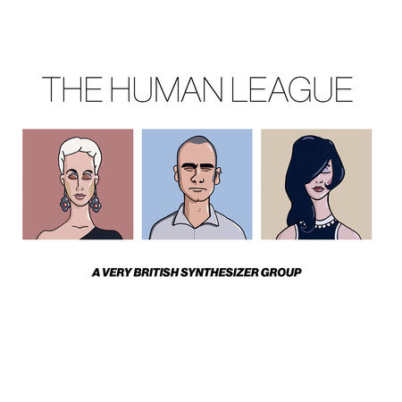 The Human League: Anthology - A Very British Synthesizer Group: Super Deluxe