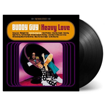 Buddy Guy: Heavy Love