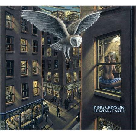 King Crimson: Heaven and Earth: Collector's Boxset