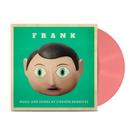 Original Soundtrack: Frank - Music and Songs from the Film: Limited Edition Rose Vinyl