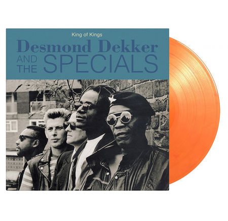 Desmond Dekker: King of Kings: Limited Edition Orange Vinyl