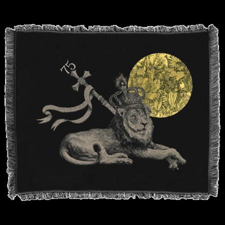 Bob Marley: Lion Blanket