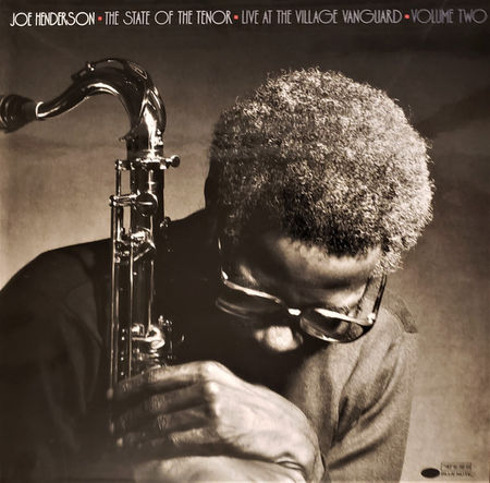 Joe Henderson: State Of The Tenor Vol. 1. (Blue Note Tone Poet Series) (LP)