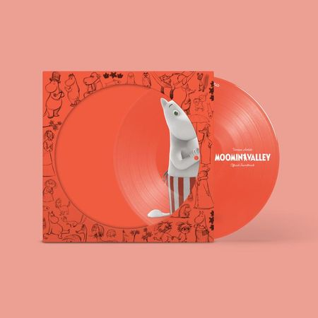 Various Artists: Moominvalley - Moominmamma Picture Disc