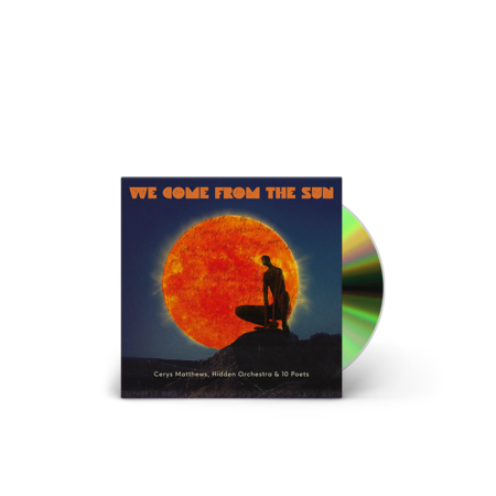 Cerys Matthews: We Come From The Sun: Signed CD