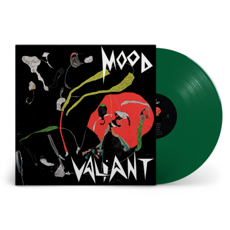Hiatus Kaiyote: Mood Valiant: Recordstore Exclusive Dark Green Vinyl LP + Signed Lithograph
