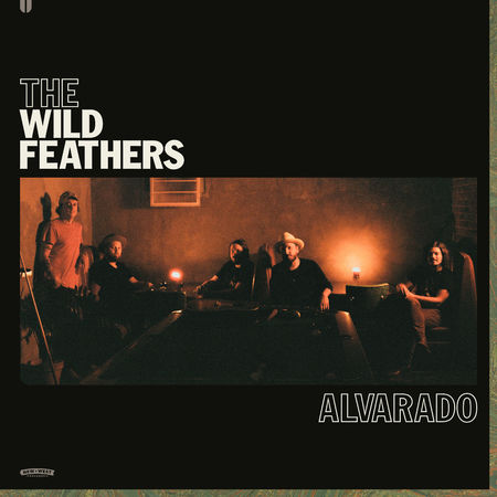 The Wild Feathers: Alvarado: CD