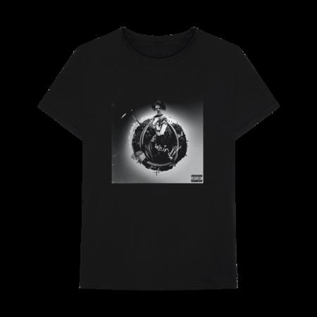 Yungblud: WEIRD! COVER BLACK T-SHIRT + WEIRD! CASSETTE