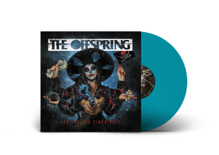 The Offspring : Let The Bad Times Roll (Sky Blue)