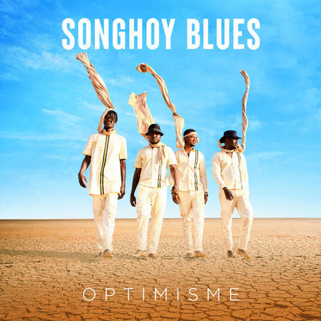 Songhoy Blues: Optimisme: CD + Exclusive Hand-numbered Photograph