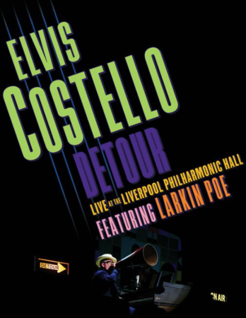 Elvis Costello: Detour Live at Liverpool (BLURAY)