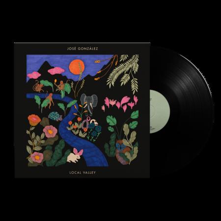 Jose Gonzalez: Local Valley: Black Vinyl LP