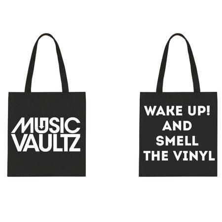 MusicVaultz: MusicVaultz Tote Bag