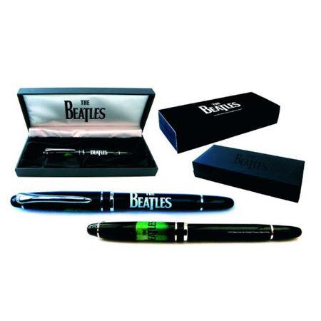 The Beatles: Apple Gift Pen (black)
