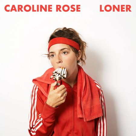 Caroline Rose: LONER Red Coloured Vinyl
