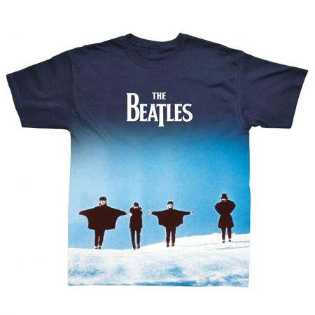 The Beatles: Help Sublimination T-Shirt
