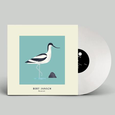 Bert Jansch: Avocet: Expanded 40th Anniversary Edition White Vinyl