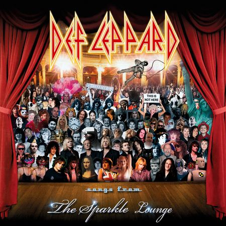 Def Leppard: Songs From The Sparkle Lounge: Limited Edition Vinyl Reissue