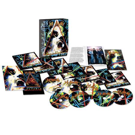 Def Leppard: Hysteria 30th Anniversary Edition (5CD + 2DVD)