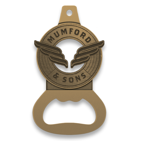 Mumford & Sons : Wings Keyring