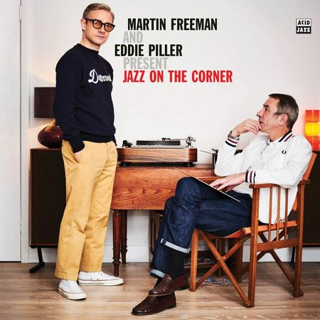 Various Artists: Martin Freeman and Eddie Piller Present Jazz On The Corner