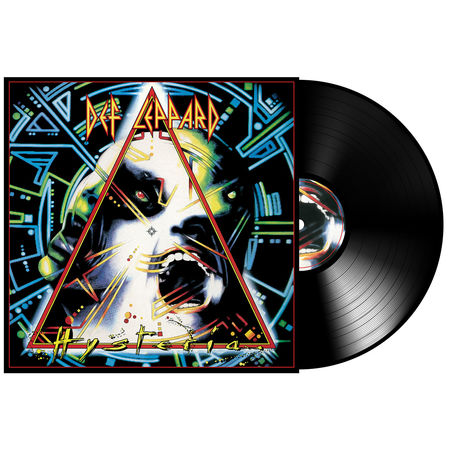 Def Leppard: Hysteria 30th Anniversary Edition (2LP)