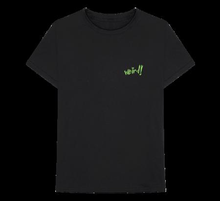 Yungblud: BLACK Weird! T-shirt