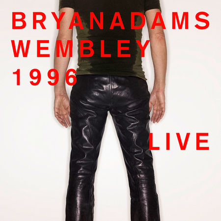 Bryan Adams: Live At Wembley 1996 (2 CD)