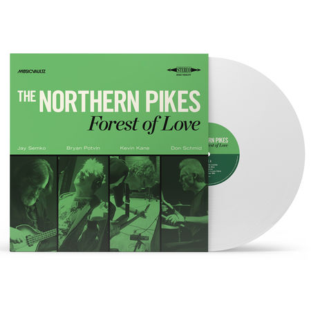 Northern Pikes: Forest Of Love (LP Opaque White)