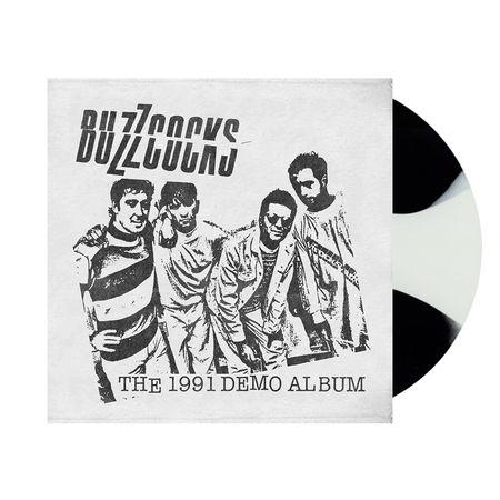 Buzzcocks: The 1991 Demo Album: Limited Edition Black & White Vinyl