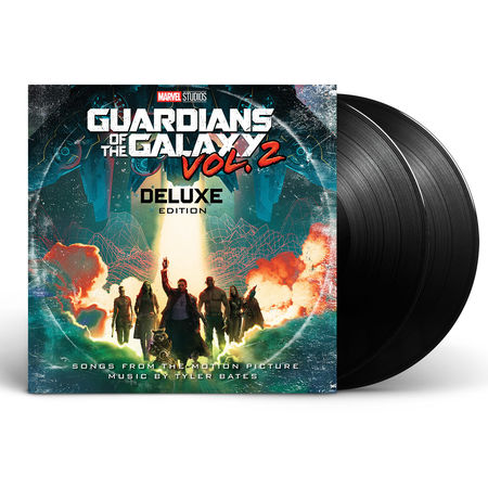 Soundtrack: Guardians Of The Galaxy: Awesome Mix Vol. 2 (2LP)