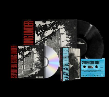 Sam Fender: SEVENTEEN GOING UNDER MUSIC BUNDLE