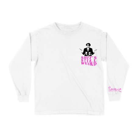 Yungblud: THE YB SHOW ANNIVERSARY LONGSLEEVE