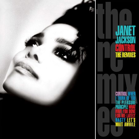 Janet Jackson: Control: The Remixes (2LP)