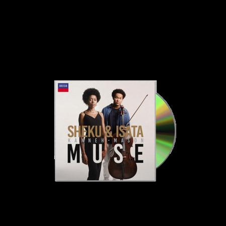 Sheku & Isata Kanneh-Mason : Muse Signed CD