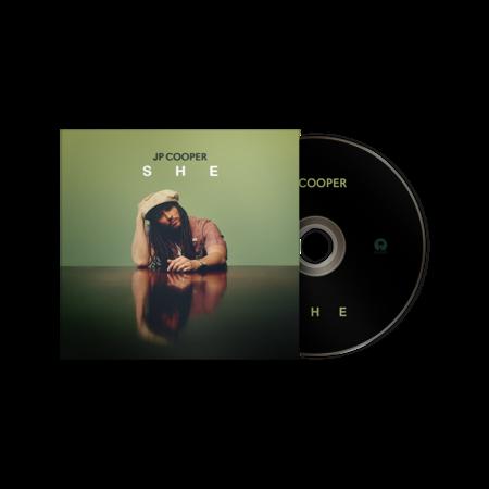 JP Cooper: SHE CD