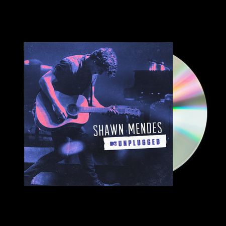 Shawn Mendes: MTV Unplugged CD