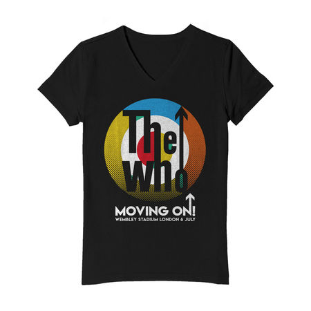 The Who: Women's Wembley Tee
