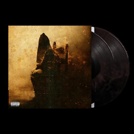 Vinnie Paz: Burn Everything That Bears Your Name (Black with Brown Splatter Gatefold Vinyl)