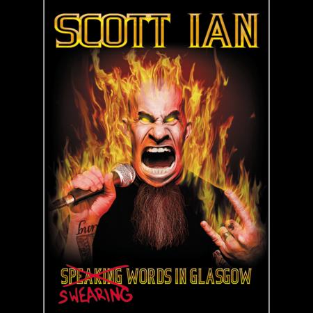 Scott Ian: Swearing Words DVD