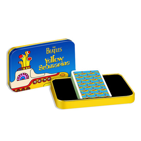 The Beatles: Yellow Submarine Playing Card Tin