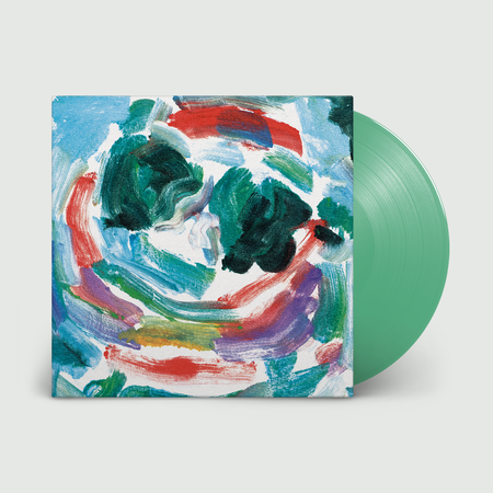 Landshapes: Contact: Limited Edition Mint Green Vinyl