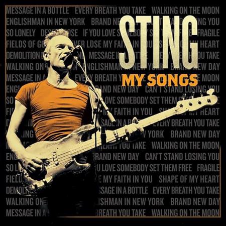 Sting: My Songs CD