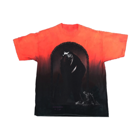 Post Malone: Cover Dip Dye T-shirt